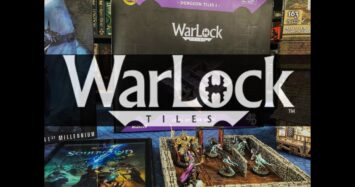 Terrain Week – WarLock Tiles from WizKids Games