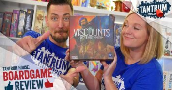 Viscounts Of The West Kingdom Board Game Review
