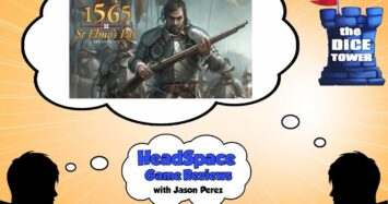 1565: St. Elmo's Pay – Headspace Review with Jason Perez
