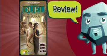 7 Wonders Duel: Agora Review – with Zee Garcia