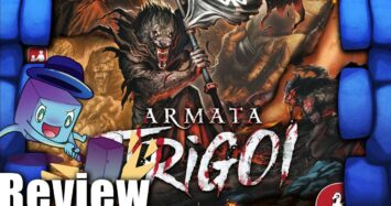 Armata Strigoi Review with Tom Vasel