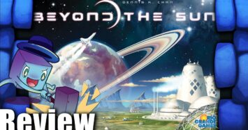Beyond the Sun Review – with Tom Vasel