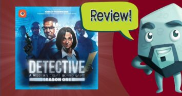 Detective: Season One Review – with Zee Garcia
