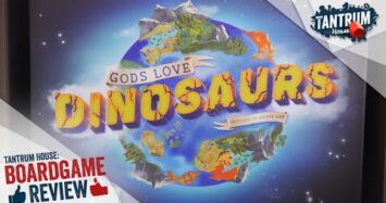 Gods Love Dinosaurs Review