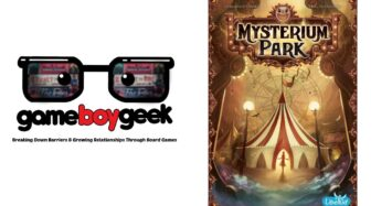 Mysterium Park Review with the Game Boy Geek