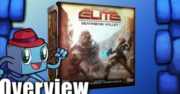 Project Elite: Deathmaw Overview – with Tom Vasel