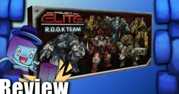 Project Elite: Rook Team Review – with Tom Vasel