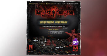Darkest Dungeon: The Board Game Kickstarter Giveaway!