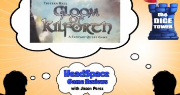 Gloom of Kilforth – HeadSpace Review with Jason Perez