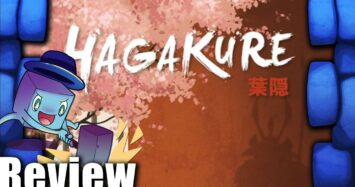 Hagakure Review – with Tom Vasel