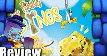 My Funny Dinos Review – with Tom Vasel