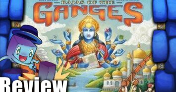 Rajas of the Ganges: The Dice Charmers Review – with Tom Vasel