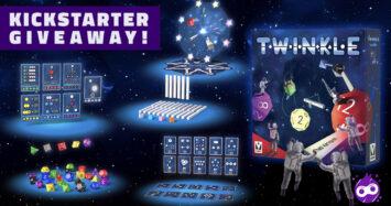 Twinkle Kickstarter Giveaway!