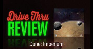 Dune: Imperium Review