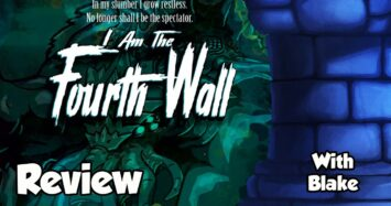 I Am The Fourth Wall Review – with Blake