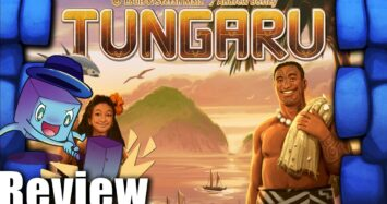 Tungaru Review – with Tom Vasel