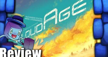 CloudAge Review – with Tom Vasel