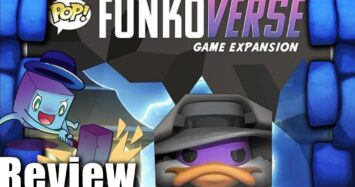 Funkoverse Darkwing Duck Review – with Tom Vasel