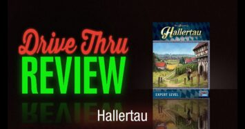 "Hallertau Review (and my ""Top 10"" Uwe Rosenberg Games)"