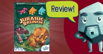 Jurassic Brunch Review – with Zee Garcia