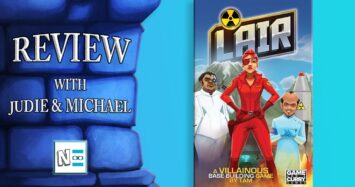 Lair Review – with The Nerd Shelves