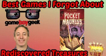 Pocket Madness: The Best Games I Forgot About – Re-discovered Treasures