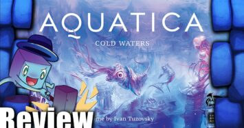 Aquatica: Cold Waters Review – with Tom Vasel