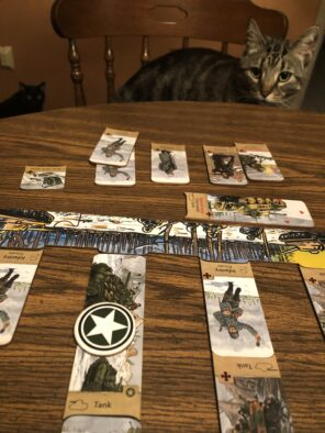 Cats and Allies