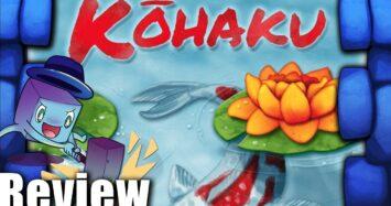 Kōhaku Review – with Tom Vasel