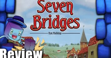 Seven Bridges Review – with Tom Vasel