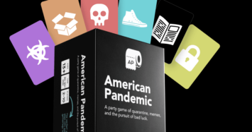 The Only Thing Infectious is the Laughter – American Pandemic