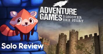 Adventure Games: The Dungeon Review – with Liz Davidson