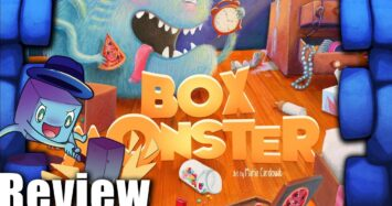 Box Monster Review – with Tom Vasel