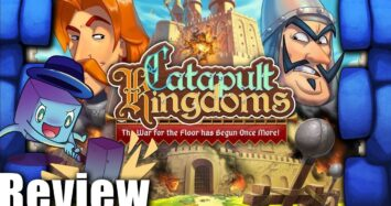 Catapult Kingdoms Review – with Tom Vasel
