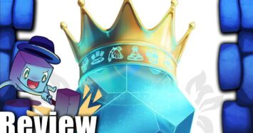 King of 12 Review – with Tom Vasel