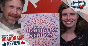 Mandala Stones Board Game
