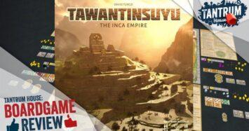 Tawantinsuyu: The Inca Empire Review