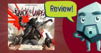 The Quick and the Undead Review – with Zee Garcia