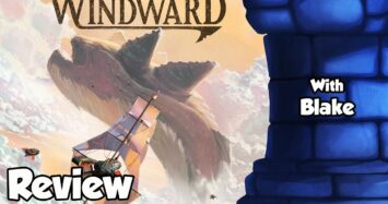 Windward Review – with Blake