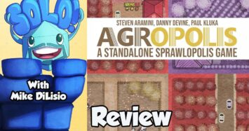 Agropolis Solo Mode Review – with Mike DiLisio