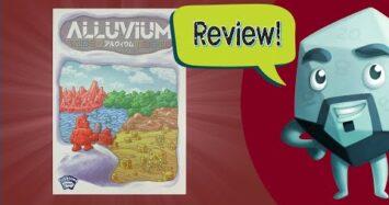 Alluvium Review – with Zee Garcia