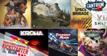 Board Games Kickstarter June 2021 (2nd half)