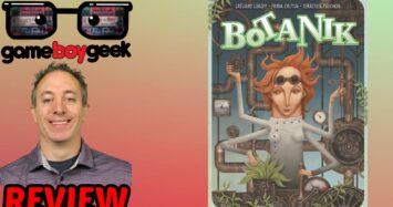 Botanik Review