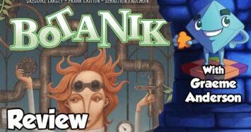 Botanik Review – with Graeme Anderson