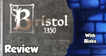 Bristol 1350 Review – with Blake
