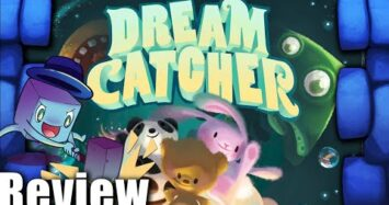 Dream Catcher Review with Tom Vasel