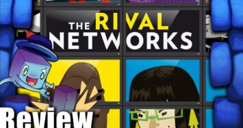 The Rival Networks Review   with Tom Vasel
