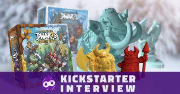 Dwar7s – Kickstarter Interview