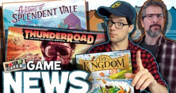 11 new board games & expansions on the horizon! This Week's Board Game News!