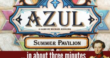 Azul summer pavilion in about 3 minutes